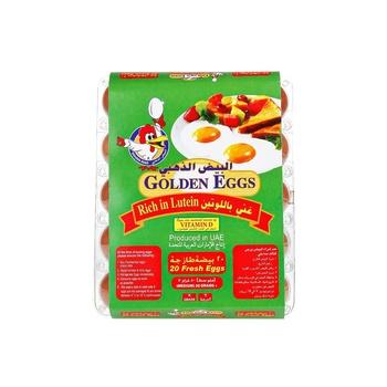 Al Jazira Eggs Lutien 20s