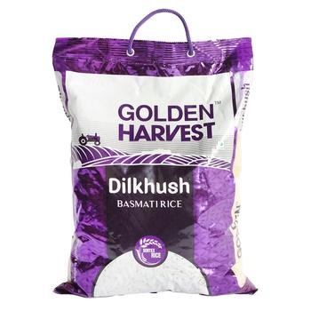 Golden harvest rice basmati dil khush 5kg