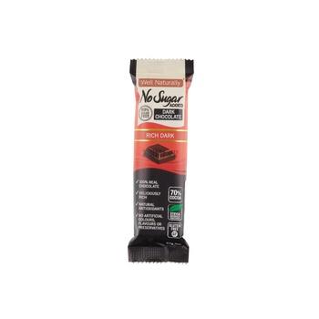 Vitality Sugar Free Dark Choco - Rich Dark 45g