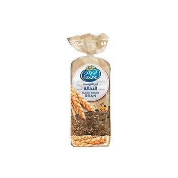 Lusine Bran Sliced Bread 615g