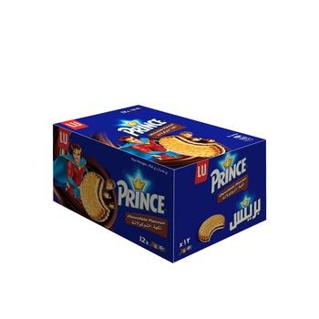 Lu Prince Chocolate Flavor 12x38g