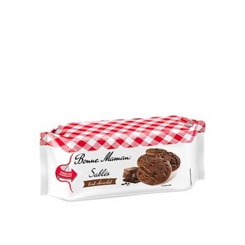 Bonne Maman Sables tout chocolat 150g
