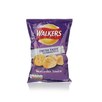 Walkers Chips Worcester Sauce 32.5g