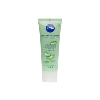 Nivea Face Purifying Rice Scrub 75ml
