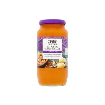 Tesco Butter Chicken 500g