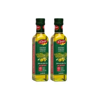 Al Jazira Extra Virgin Olive Oil 500ml Pack of 2