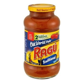 Ragu Old W/Style Sauce Traditional 414 ml