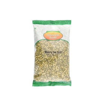 Goodness Foods Moong Dal Split Dal 1kg