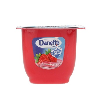 Al Safi Danette Strawberry 90g