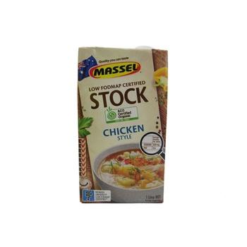 Massel Organic Chicken Style Stock 1 ltr