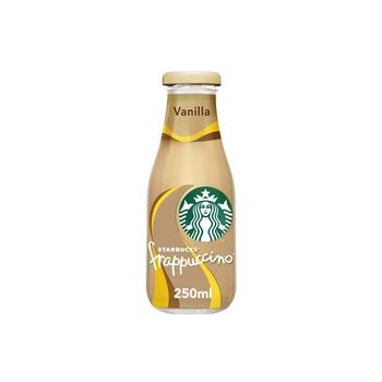 Starbucks Liquid Frappuccino coffee Vanilla 250ml