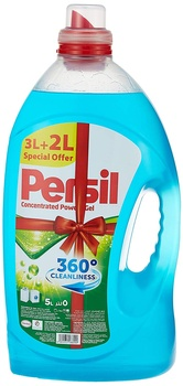Persil Concentrated Low Foam Power Gel 5L (3L+2L Free)