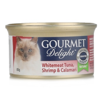 Groumet Delite with Tuna & Cheese 85g