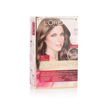 Loreal Excellence 6.1 Dark Ash Blonde