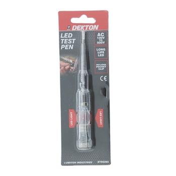 Dekton LED Test Pen