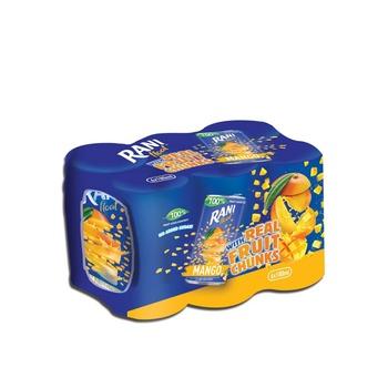 RANI Float NAS Mango  6X180 ml