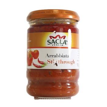Sacla Arrabiata Stir Through 190g