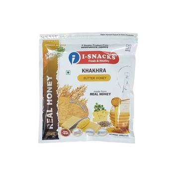 I Snack Butter Honey Khakra 200g