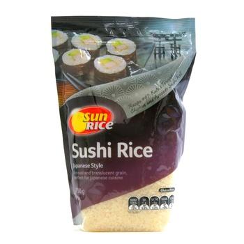 Sun Rice Japanese Sushi Rice 750g