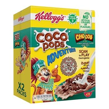 Kelloggs Coco Pops Chocos 2x375g