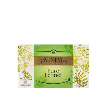 Twinings Infuso Pure Fennel 20's