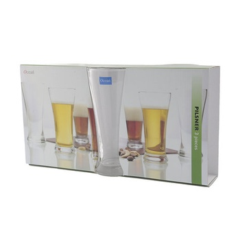 Ocean Pilsner 14Oz Tumbler 3Pc Set