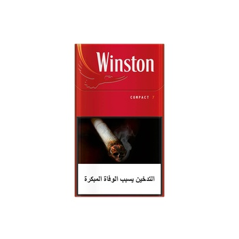 Winston Compact Red 20s