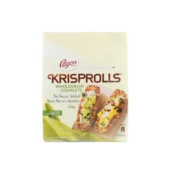 Krisproll Wholegrain Complets (no sugar added) 225g