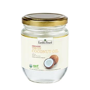 Earth`s Finest Organic Virgin Coconut Oil 500ml