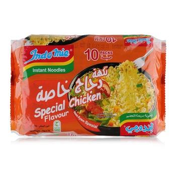 Indomie Noodle - Special Chicken Flavour 10X75g