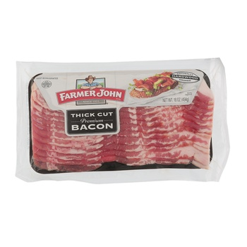 Farmer John Thick Sliced Bacon 16 oz