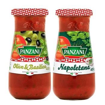 Panzani Pasta Sauce 2 x 400g