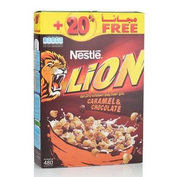 Nestle Lion Cereal 480g
