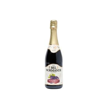 Bel Normande Sparkling Red Grape  750ml