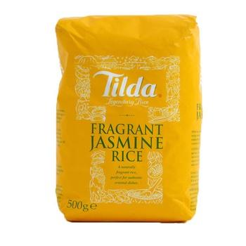 Tilda Fragrant Jasmine Rice 500g