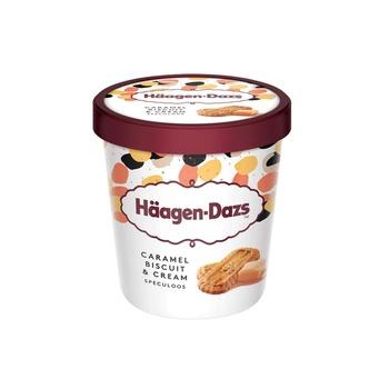 Haagan Dazs  Caramel Biscuit & Cream 460 ml