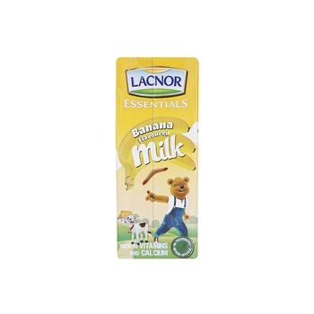 Lacnor Flavoured Milk Banana 180ml
