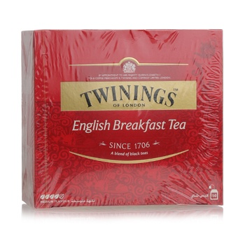 Twinings Goldline  English Breakfast Tea Bag 50's