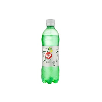 7 Up Sugar Free 500ml
