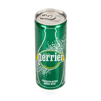 Perrier Carbonated Natural Mineral Water 250 ml
