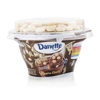 Danette Chocolate Topper 124g+10g