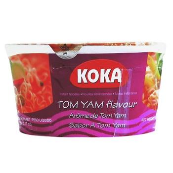 Koka Bowl Noodles Tom Yam 90g