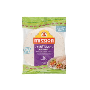 Mission Original Tortillas 576g