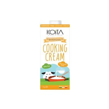 Koita Non Hormone Cooking Cream 1 ltr