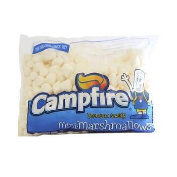 Campfire Marshmallow Mini White 300g