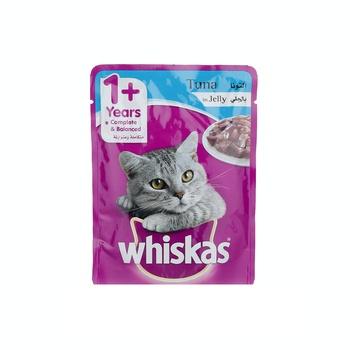 Whiskas Tuna In Jelly 85g