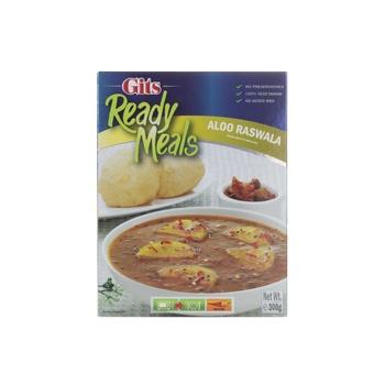 Gits Ready Meal Aloo Raswala 300g