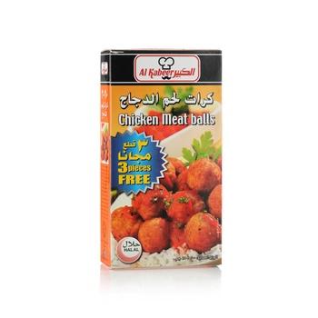 Al Kabeer 20 Chicken Ball 300g