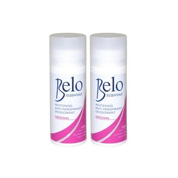 Belo Essentials Whitening Anti-Perspirant Deodorant 2 x 40 ml