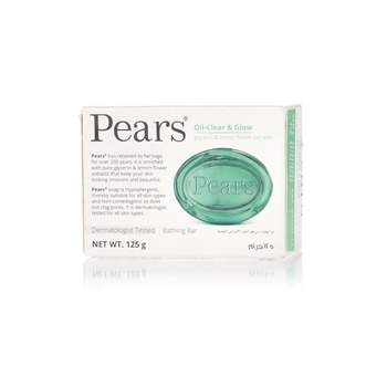 Pears Oil-Clear And Glow 125g